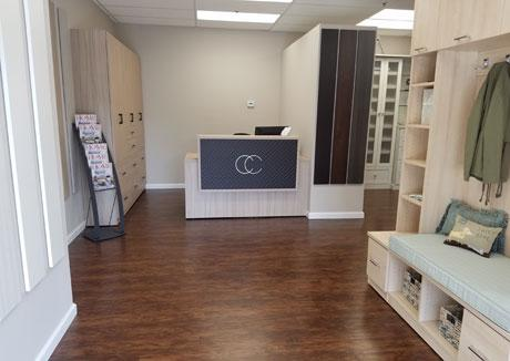 Visit The California Closets New City Showroom To Experience The  One Of A Kind Custom Closets And Storage Spaces Created By The Rockland  Team And Explore ...