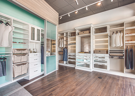 Visit The California Closets Wilmington Showroom To Experience The  One Of A Kind Custom Closets And Storage Spaces Created By The Wilmington  Team And ...
