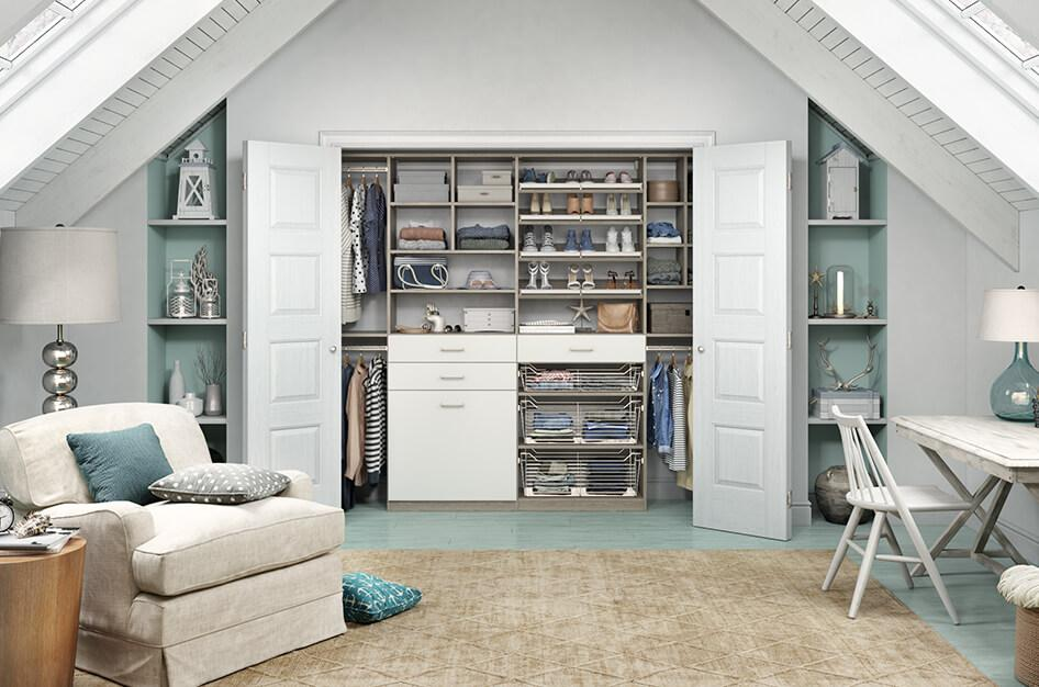Design To Your Budget - California Closets