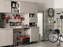 CALIFORNA CLOSETS STOCKTON – ORGANIZE YOUR GARAGE WITH CUSTOM STORAGE CABINETS