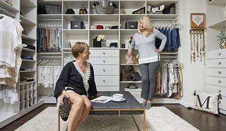 Local Client Story: Lorraine Gaudreau - California Closets Rockland County