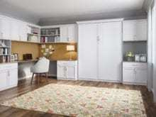 California Closets - Custom Murphy Bed with Storage