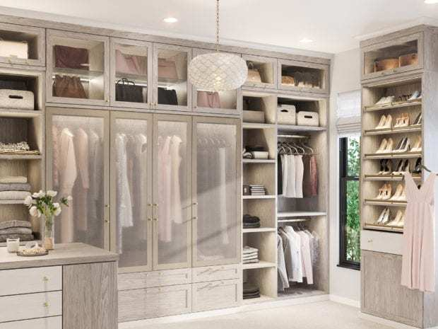 Walk In Closets Designs Amp Ideas By California Closets