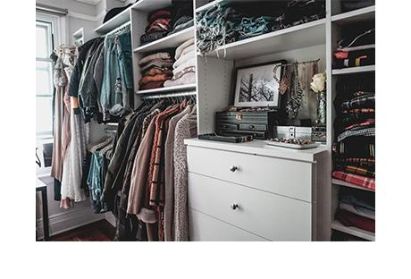 Client Story: Luanna Perez- Garreaud - California Closets Greater New York
